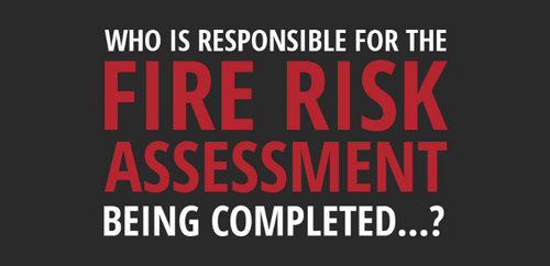 responsible person for fire risk assessment